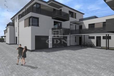 Székesfehérvári új építésű lakás eladó, 45 négyzetméteres, 1+1 szobás