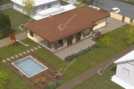 Szeged 4 szobás új építésű családi ház eladó