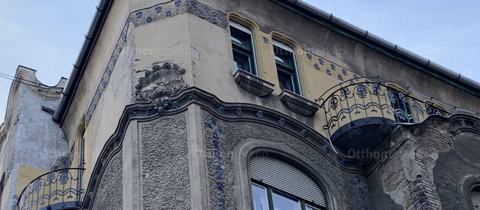 Budapest, VII. kerület Síp utca 16.