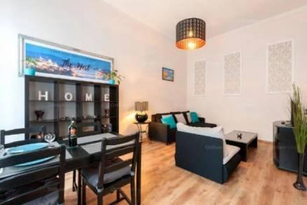 Budapesti kiadó lakás, 1+1 szobás, 45 négyzetméteres