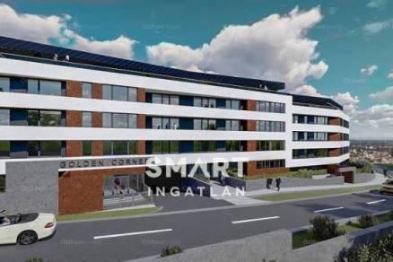 Pécsi új építésű lakás eladó, 66 négyzetméteres