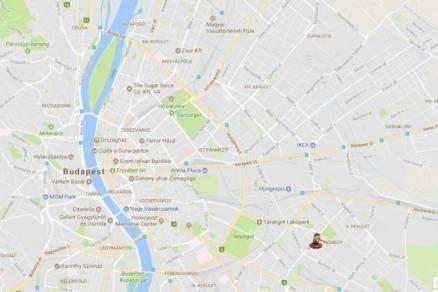 Budapesti lakás eladó, 43 négyzetméteres, 1 szobás