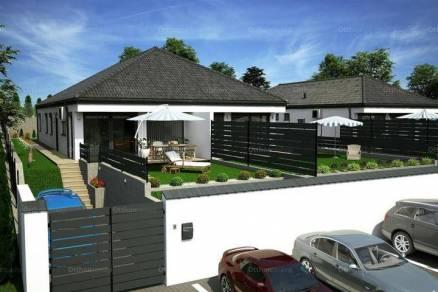 Eladó 4 szobás ikerház Üröm, új építésű