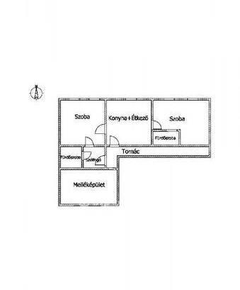 Eladó családi ház Zsira, 3 szobás