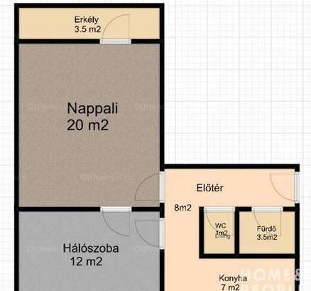 Hódmezővásárhely 2 szobás lakás eladó