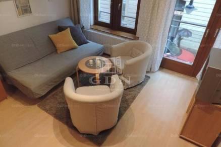 Budapesti lakás kiadó, 44 négyzetméteres, 2 szobás