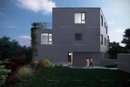 Eladó 2 szobás új építésű lakás Budapest, Stromfeld Aurél út 43.