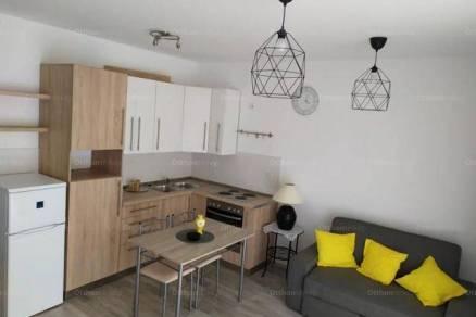 Budapesti lakás kiadó, 30 négyzetméteres, 1 szobás