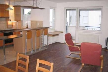 Budapesti lakás kiadó, 76 négyzetméteres, 1+2 szobás