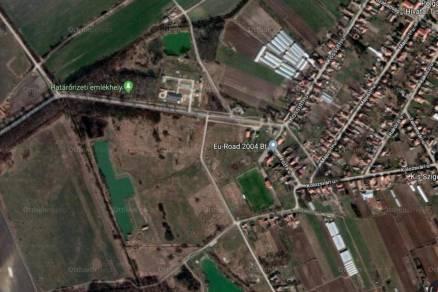 Telek eladó Tiszasziget, 660 négyzetméteres
