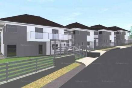 Budakeszi 5+1 szobás új építésű ikerház eladó