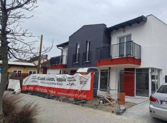 Dunaharaszti 2 szobás új építésű lakás eladó