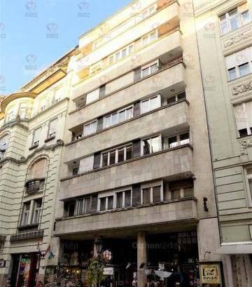 Budapest kiadó lakás, Belváros, Váci utca, 51 négyzetméteres