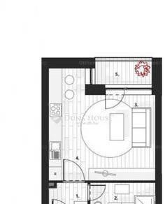 Eladó 1 szobás új építésű lakás Zalaegerszeg