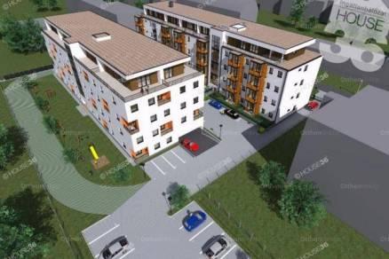 Kecskeméti új építésű lakás eladó a Zápor utcában, 51 négyzetméteres