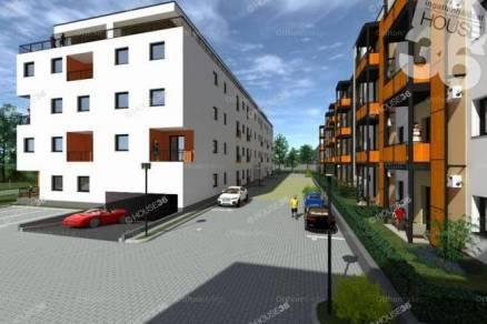 Eladó 1 szobás lakás Kecskemét, új építésű