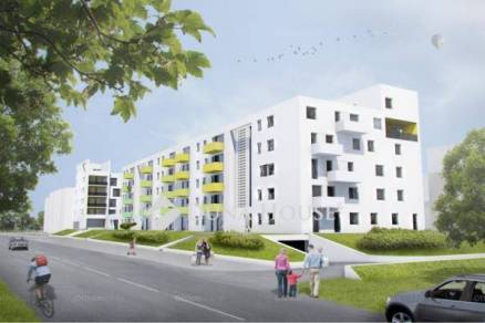 Debrecen eladó új építésű lakás az Ispotály utcában