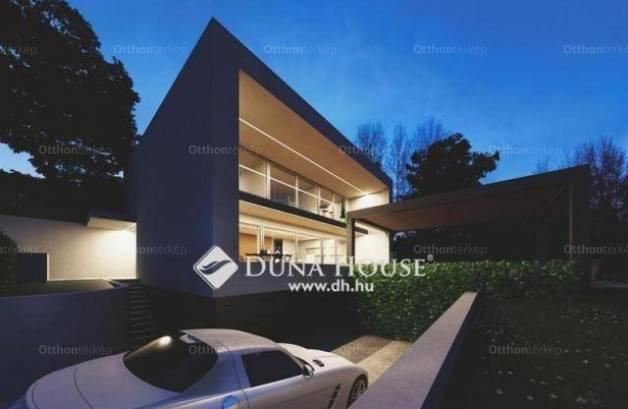 Eladó új építésű családi ház, Budapest, Budafok, Temesvári út, 4+1 szobás