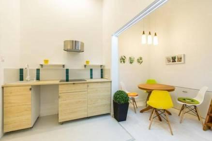 Budapesti lakás eladó, 38 négyzetméteres, 1+2 szobás