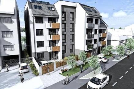 Új Építésű eladó lakás Szolnok, 4 szobás