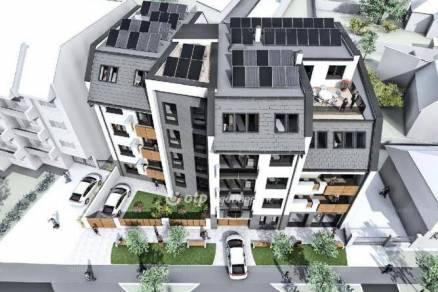 Szolnoki új építésű lakás eladó, 30 négyzetméteres, 1 szobás