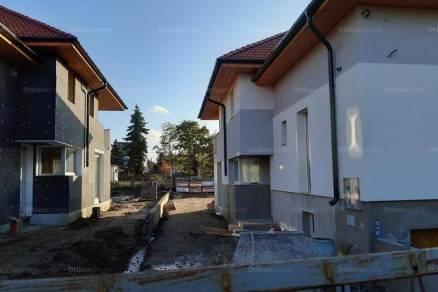 Új Építésű eladó ikerház Budapest, 4 szobás