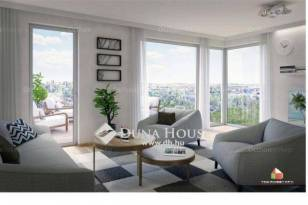 Eladó új építésű lakás Budafokon, 1+3 szobás