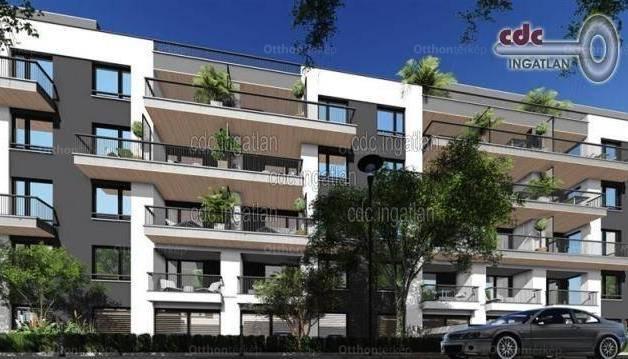 Eladó 2+1 szobás új építésű lakás, Angyalföldön, Budapest