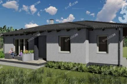 Kecskemét eladó új építésű családi ház