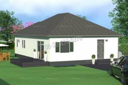 Új Építésű eladó családi ház Levél, 1+2 szobás