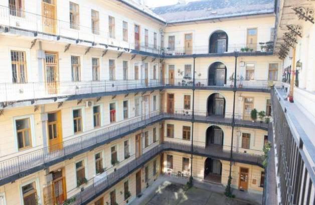 Eladó lakás, Terézváros, Budapest, 1+1 szobás