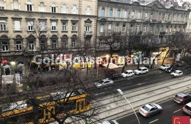 Budapest, VII. kerület Erzsébet körút