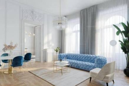Budapesti lakás eladó, 146 négyzetméteres, 4 szobás