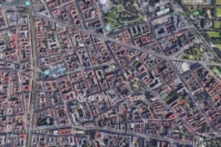 Eladó telek Józsefvárosban, Budapest