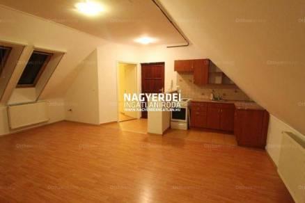 Debreceni lakás kiadó, 54 négyzetméteres, 3 szobás