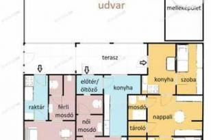 Eladó családi ház, Tiszaalpár, 3 szobás
