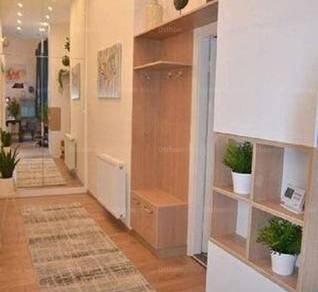Budapesti lakás kiadó, 65 négyzetméteres, 2 szobás