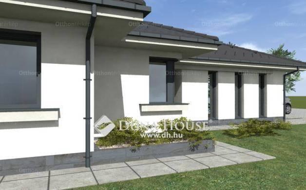 Debreceni új építésű családi ház eladó, 211 négyzetméteres, 2 szobás
