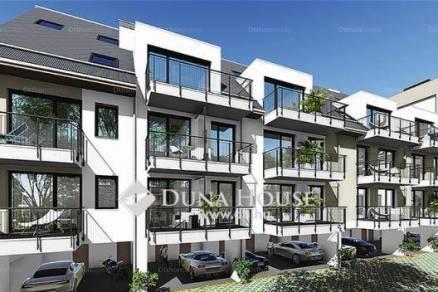 Budapesti új építésű eladó lakás, Újpesten, Kossuth utca, 3+1 szobás