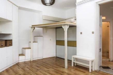 Budapest kiadó lakás, Felhévíz, Frankel Leó út, 33 négyzetméteres