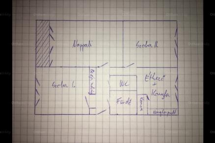 Eladó lakás Eger, Bartakovics Béla utca, 3 szobás