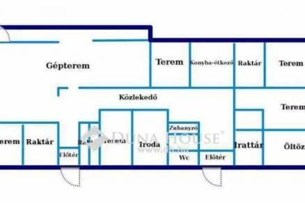 Tatabányai eladó családi ház, 1 szobás