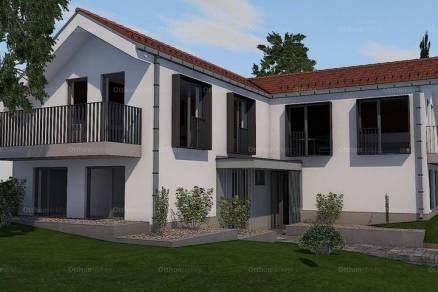 Eladó lakás Balatonfüred, 3 szobás, új építésű