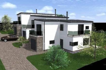 Budapest 4 szobás új építésű sorház eladó, Ürömhegyen