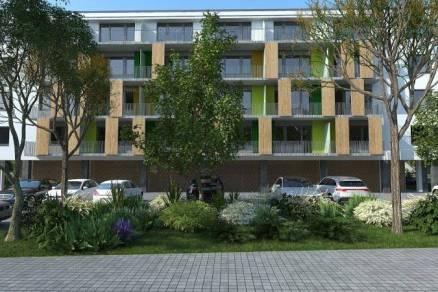 Budapesti új építésű eladó lakás, Békásmegyeren, Hatvany Lajos utca, 1 szobás