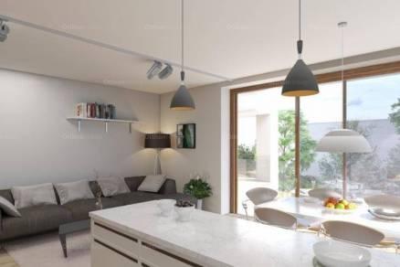 Budapest új építésű ikerház eladó, Testvérhegyen, 4 szobás