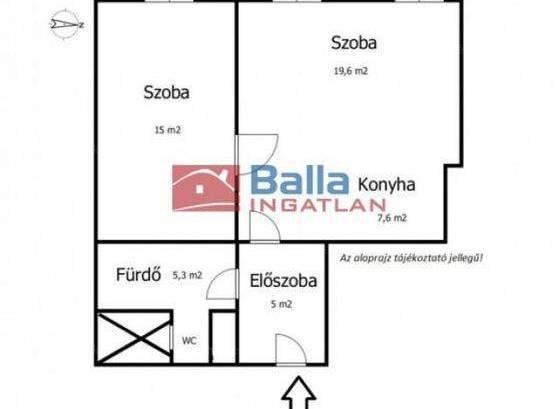 Kiadó 2 szobás lakás Rózsadombon, Budapest, Ady Endre utca