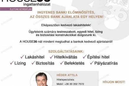 Telek eladó Kiskunfélegyháza, 377 négyzetméteres