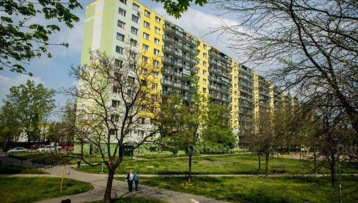 Budapesti albérlet, Gloriett-telep, 1 szobás