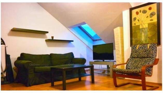 Kiadó lakás Ferencvárosi rehabilitációs területen, IX. kerület Lenhossék utca, 2 szobás